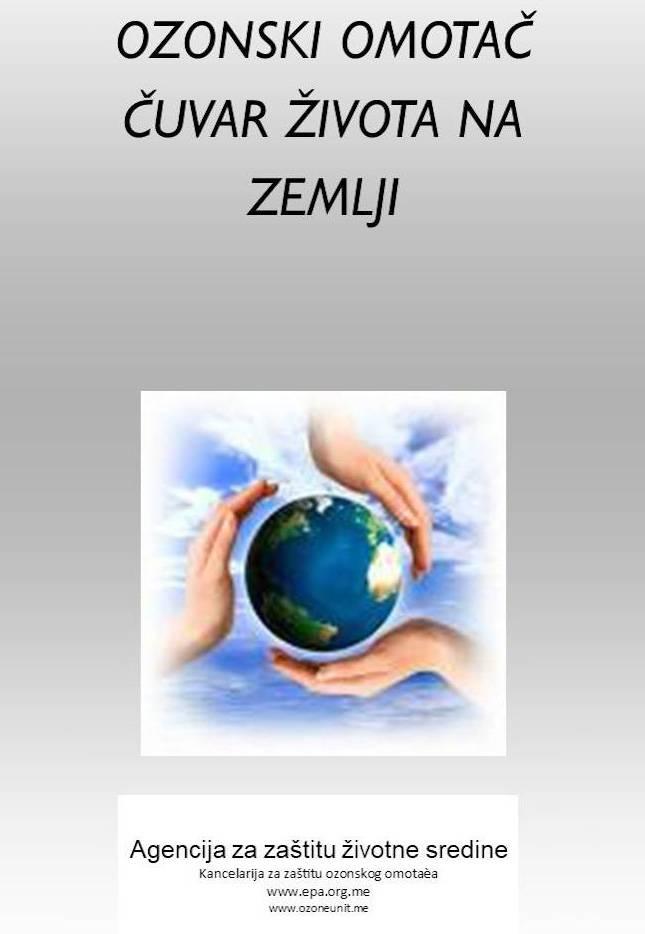 Ozonski omotač čuvar života na zemlji