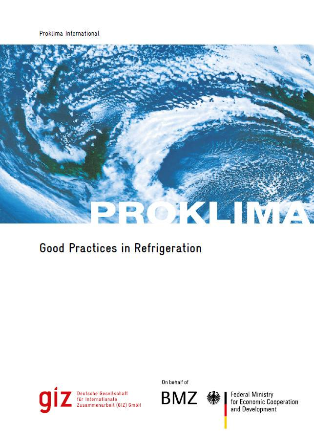 Good practices in refrigeration GIZ