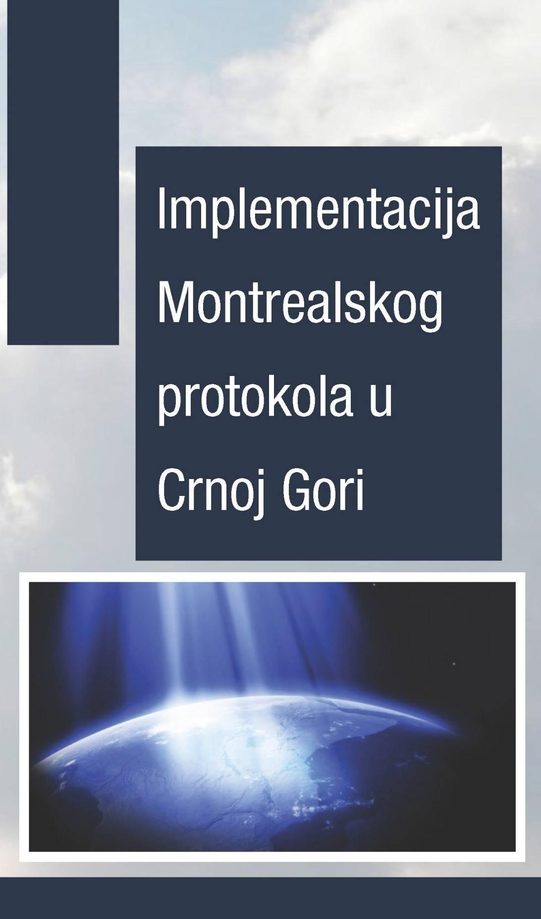 Implementacija Montrealskog protokola u Crnoj Gori